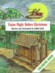 CAJUN NIGHT BEFORE CHRISTMAS® COLORING BOOK