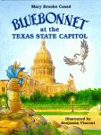 BLUEBONNET AT THE TEXAS STATE CAPITOL pb
