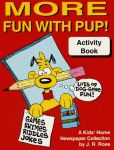 MORE FUN WITH PUP! ACTIVITY BOOK