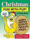 CHRISTMAS FUN WITH PUP! Activity Book