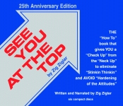 SEE YOU AT THE TOP  25th Anniversary Edition Revised and Updated  Audio Download