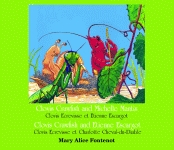 CLOVIS CRAWFISHAND MICHELLE MANTIS/  CLOVIS CRAWFISH AND ETIENNE ESCARGOT CD